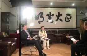 实现文化自觉,创导健康革命:王雁光明网专访