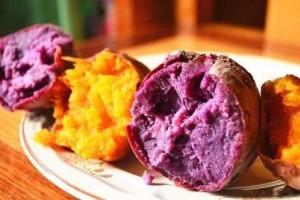 紫薯价格比红薯贵两三倍值得吃吗除了花青素它还有三个长处
