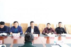 市卫健委举行2019年度党组织书记抓党建作业述职评议会议